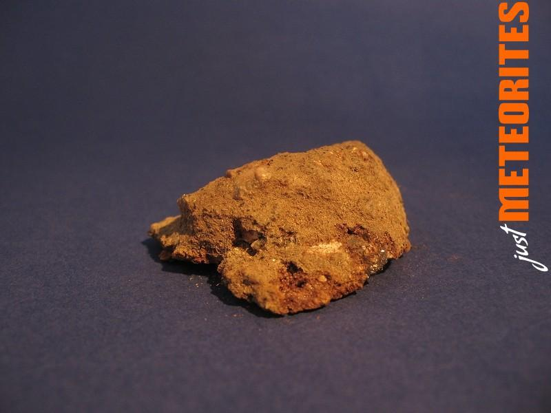 Muonionalusta Meteorite oxidated crust 28g